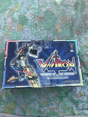VOLTRON Monsterpocalypse - BATTLE MINIATURES GAME In Original Retail Box