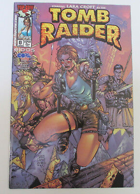 Tomb Raider 0,1,2,3,4,5,6,7,8,9, VF/NM