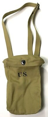 Wwii Us Army Thompson Stick Ammo Carry Pouch & Sling