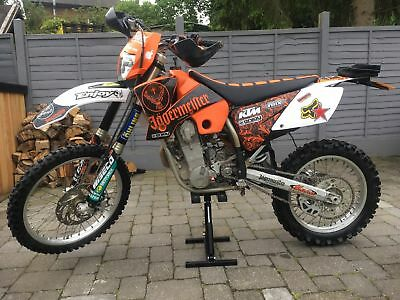 KTM 400 exc 2004 - ROAD LEGAL - great condition