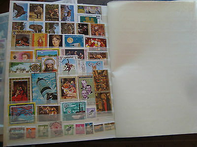 MIDDLE EAST - 44 stamps canceled (all state) stamp