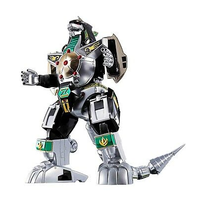 Bandai Power Rangers Soul Of Chogokin GX-78 Dragonzord Action Figure NEW