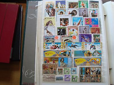MEDIUM ORIENT - 46 stamps canceled (all state) stamp