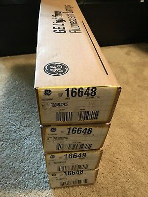 NEW 1 Box of 10 count GE 16648 Fluorescent Lamp Light F40/30BX/SPX35 4 Pin 40W