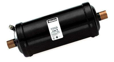 Parker 7/8'' Suction / Burnout Filter Drier - Solder - 031593-08 Sld-13-7Sv-Hh