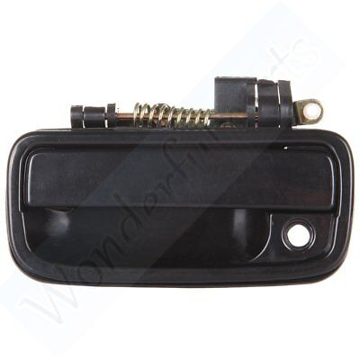 For 95-04 Tacoma Black Exterior Outside Outer Front Left Driver Side Door Handle