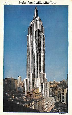 C07-5610, Empire State Building, New York, Ny.