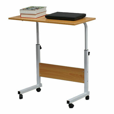 Portable Laptop Table Computer Stand Adjustable Desk Tablet Slot Workstations