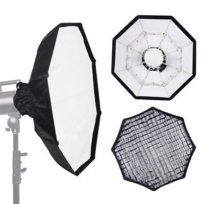 70cm WHITE Portable Honeycomb Grid Beauty Dish fr Broncolor Pulso Compuls (A)