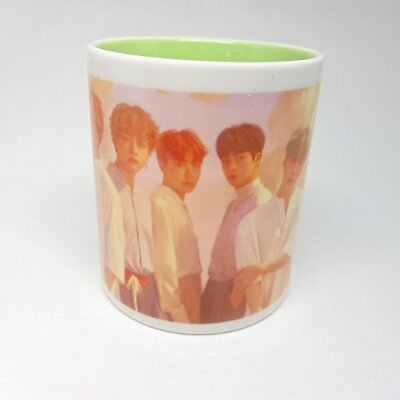 BTS LOVE YOURSELF 承 [Her] DNA Mug Cup Ceramic [O ver] (Y8t)