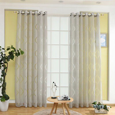 SOLID POLYESTER WINDOW CURTAIN  7 COLORS Can Be Used As Decorative Cloth Dresses