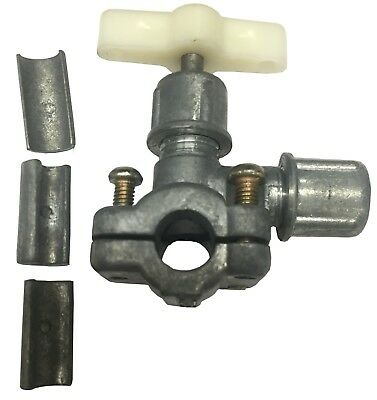 Refrigeration / Fridge Bullet Piercing Valve For Copper Pipe - 1/4 To 3/8 Bpv31