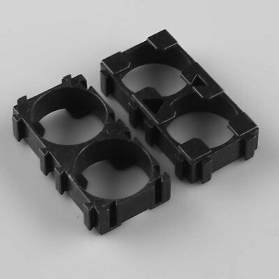 50pcs 18650 Battery Spacer Radiating Shell EV Pack Plastic Heat Holder New