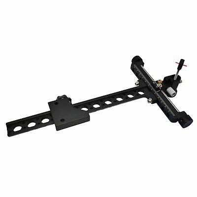 Micro Adjustable Recurve Bow Sight 1 Pin For Archery Hunting Target