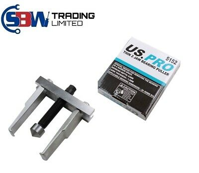 US PRO Tools Thin 2 Jaw Bearing Gear Puller Remover, Bearings Gears NEW 5152