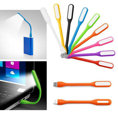 USB LED Licht Lampe für Computer Notebook Laptop PC flexible Lesung hell-