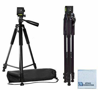 Professional Camera Tripod 60 inch Lightweight and Compact for Canon Nikon Sony