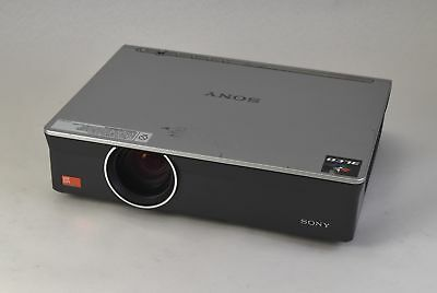 Sony VPL-CW125 Tri-LCD Projector - Less Than 1,000 Lamp Hours *Cosmetic Special*