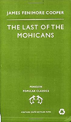 The Last of the Mohicans (Penguin Popular Classics), Cooper, James Fenimore, Use
