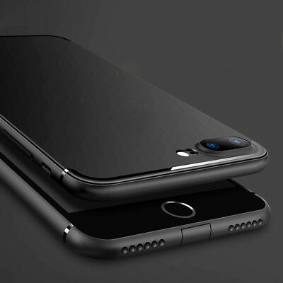 Luxury Ultra Slim Shockproof Bumper Case Cover for Apple iPhone X 8 7 6 6S Plus