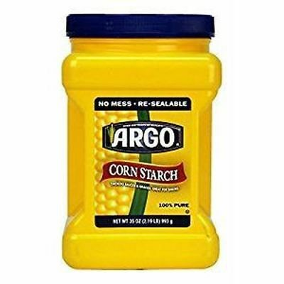 2PACK Argo Corn Starch (35 oz.)*THE BEST PRICE AND SERVICE IN THE US*