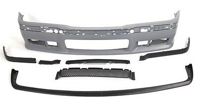 For BMW e36 90-98 3 Series M Sport M3 front bumper M-Pack M-Tech Package CSL GTR
