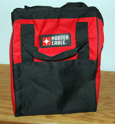 Porter Cable 18-20 Volt Tools Bags Contractors Bags
