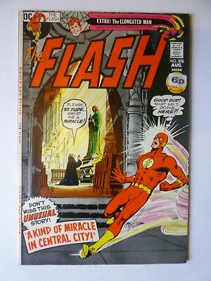 The Flash 208 1971 Dc Comics Bronze Age