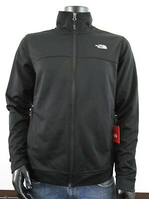 "Mens TNF The North Face Cinder 100 FZ ""Tenacious"" Fleece Jacket NWT - Black"