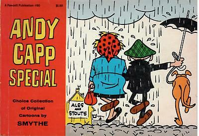Andy Capp Special.   Excellent. Condition. Oblong Paperback. Reg Smythe.