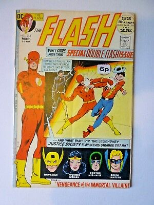 The Flash 213 1972 DC Comics Bronze Age