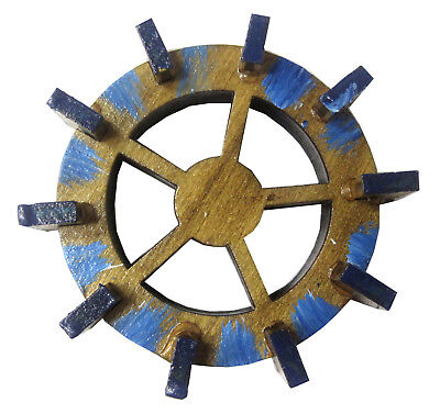 New German Cuckoo Clock Case Replacement Water Wheel - Choose from 2 Sizes!