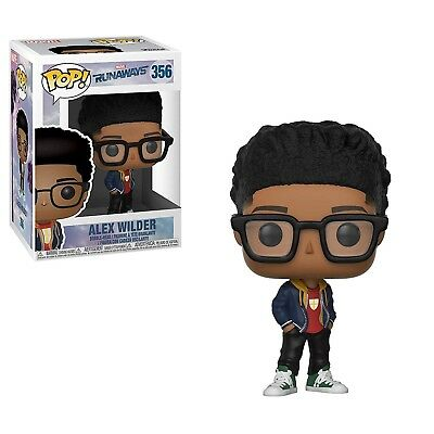 Funko Marvel Runaways POP Alex Wilder Vinyl Figure NEW IN STOCK