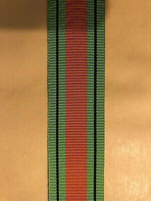 Defence Medal Full Size Medal Ribbon