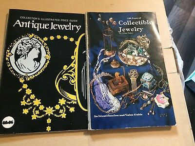 Antique Jewelry /collectible Jewelry Price Guides/illustrated