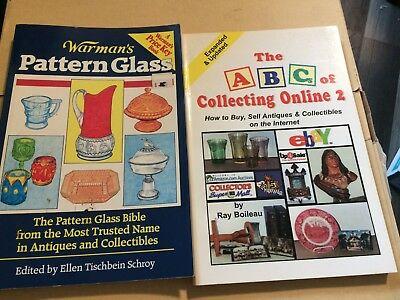 Antique Pattern Glass  And Abc  /collectible Online  Price Guides/illustrated