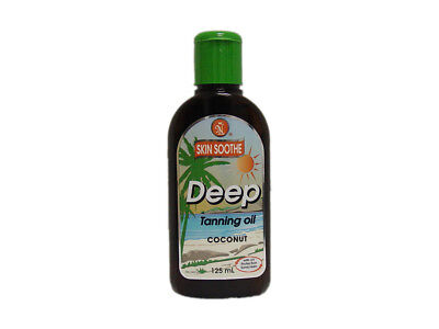 Skin Soothe Deep Tanning Oil - Coconut 125ml