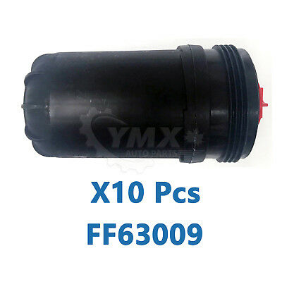 x10 Pcs FF63009 Fuel Filter Water Seperator Filtration 5303743 FH22168 FF63008