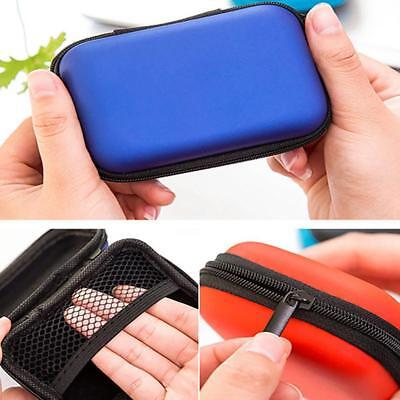 11CM Case For USB External HDD Hard Disk Drive protect Bag Carry Cover Pouch-DE^