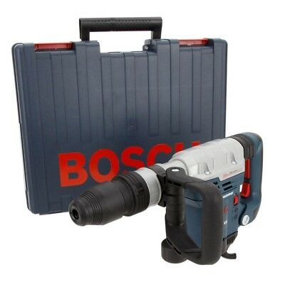 Bosch Demolition Hammer 1-9/16 in 13 Amp Auxiliary Side Handle Corded Case
