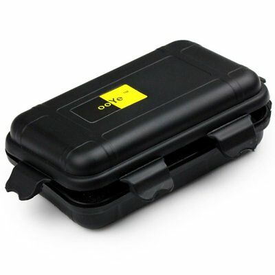 Waterproof Plastic Airtight Case Fly Fishing Container Storage Travel Box