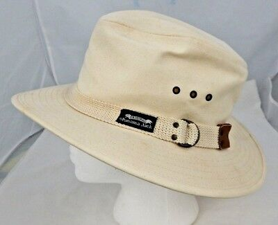 787b7fc9 ORIGINAL PANAMA JACK Men's Canvas Hat Sz M Made in USA - $23.39 ...