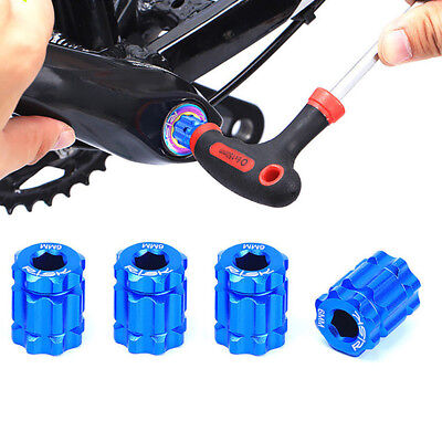 Bike Cycling Bicycle Crankset Crank Arm Puller Remover Wrench Removal Tool