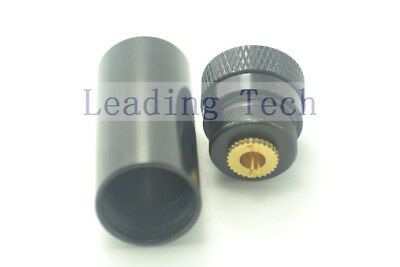 16x55mm Focusable Housing w/ Glass Lens 200-1100nm for 5.6mm TO-18 LD Diode