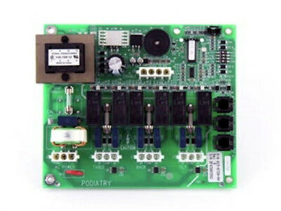 Repair Service MIDMARK 416/417 PODIATRY CONTROL BOARD 002-0481-00 6-Mon Warranty