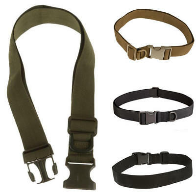 Heavy Duty Police Army Security Paramedic Adjustable Utility Belt Quick Release