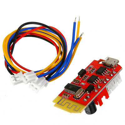 CT14 Micro 4.2 Stereo Power Amplifier Board Bluetooth Module+5W+5W Charging Port