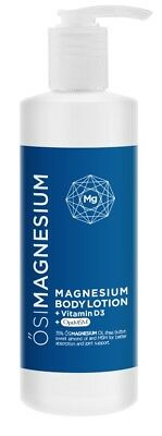 OSIMAGNESIUM Magnesium Body Lotion + OptiMSM 200ml