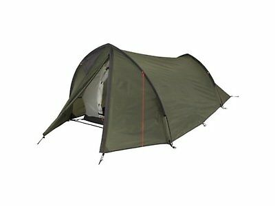 Eurohike Backpacker 1-2 Man Berth Person Outdoor Festival Fishing Tunnel Tent