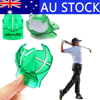 Easy Use Golf Ball Line Clip Liner Marker Pen Alignment Marks Tool Putting Aids